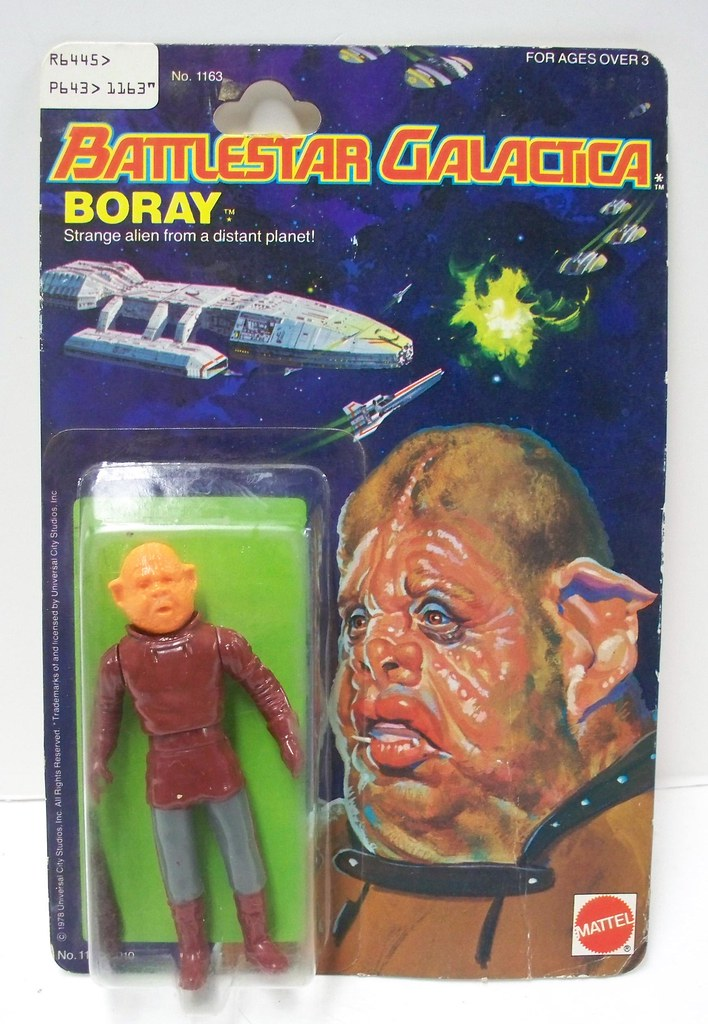 Battlestar Galactica Toys - Boray