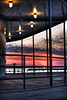 Sunrise at Castaways (kern.justin) Tags: park summer chicago beach mike sunrise nikon f14 side north 85mm hyde lincoln planetarium nikkor avenue hdr castaways chicagoist photomatix boehmer d700 kernjustin wwwthewindypixelcom mboehmer