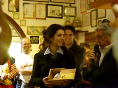 073 Il premio alla bravissima Paola Barbato di afnews