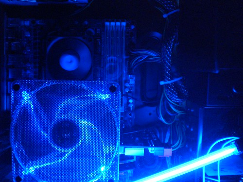 My New Blue Computer