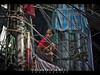 The window (Shabbir Ferdous) Tags: blue red portrait people woman color colour girl female photographer shot wires dhaka hindu bangladesh bangladeshi canonef135mmf20lusm canoneos5dmarkii shabbirferdous oldtowndhaka shakharibazaar wwwshabbirferdouscom shabbirferdouscom