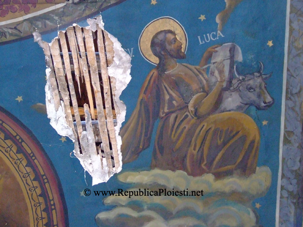 Pictura din vechea Catedrala