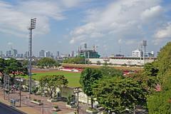 National Stadium, Bangkok, Thailand (UweBKK (α 77 on )) Tags: city urban thailand asia stadium bangkok sony national southeast alpha dslr nationalstadium 550