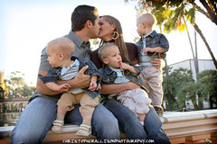 Stefanie Z Family -5 (christopherallisonphotography) Tags: california family portrait white black boys kids canon children mom twins dad sandiego father mother balboapark 500d rockabillyboy72 christopherallisonphotography t1i