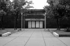 rodovre library_1 (e.b.archiuav) Tags: library arne jacobsen rodovre