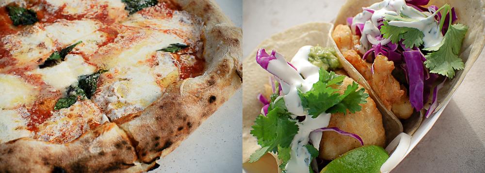 Pizza & Tacos
