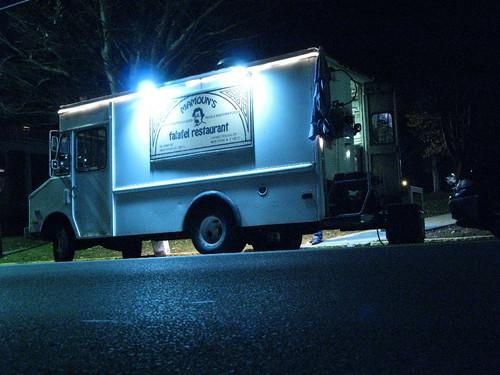Mamoun's Falafel Truck