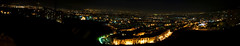 Tehran's Smile (Tikke Sang) Tags: light panorama color night dark nikon iran persia iranian tehran ایران پانوراما d80 ایرانیان پرشیا tikkesang تیکهسنگ