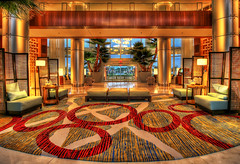 Welcome Home (Jeff_B.) Tags: modern hotel orlando epcot florida disney r