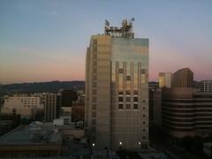Pretty, pretty sunset...