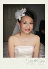 Jasmine ~ Wedding Day