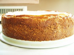 brown sugar cheesecake - 04