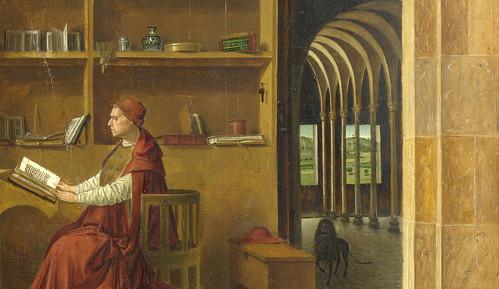 Antonello da Messina st Sebastian Antonello da Messina Saint