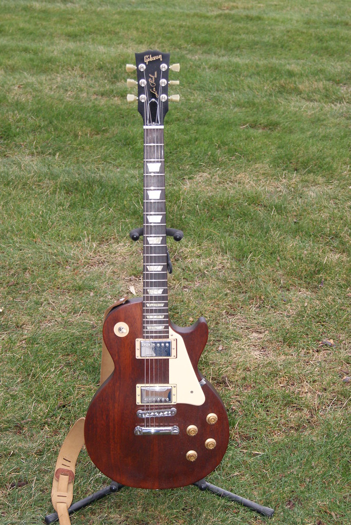 Gibson Les Paul Vintage Mahogany Review