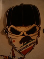 California Outlaw (THMC) Tags: cali top biker hatters