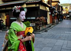 Katsumi (choonMing) Tags: japan nikon kyoto maiko gion d90 katsumi apprenticegeisha