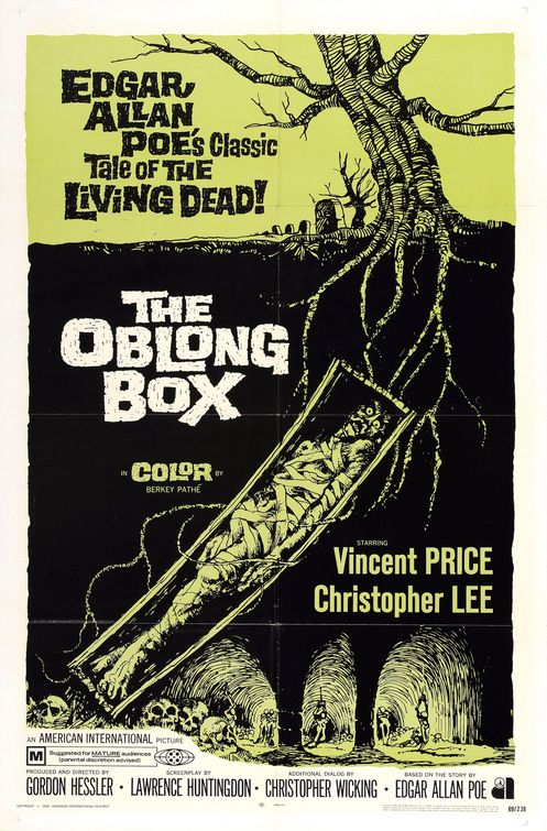 The Oblong Box, 1969