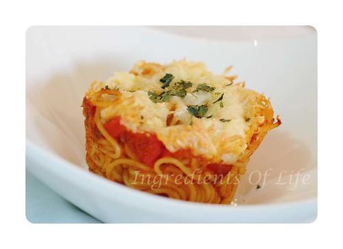 Spagheti bakar