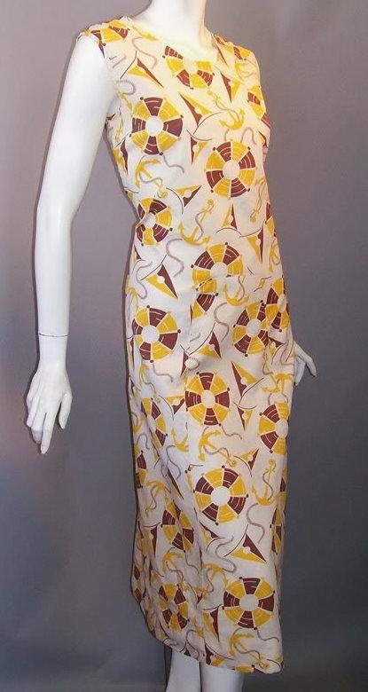 1930s summer dress1