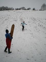 Snowboarding (Caroline Harrison) Tags: