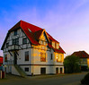 Sun kissed ... (pantherinia_hd Anna A.) Tags: house denmark kolding europe scandinavia traditional architecture sun reflections colors building abigfave bej