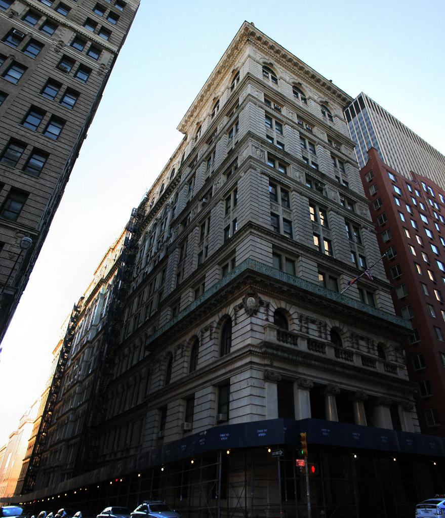 Former New York Life Insurance Building