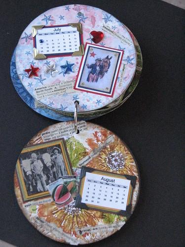 CD Calendar - August 013