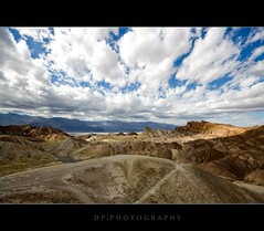 Zabriskie Point, Death Valley California @ 10mm (DP|Photography) Tags: zabriskiepoint borax furnacecreek deathvalleynationalpark deathvalleycalifornia manlybeacon amargosarange debashispradhan dpphotography inyocountycalifornia dp|photography