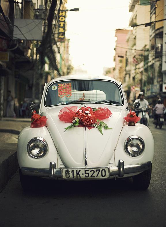 Saigon Street Life