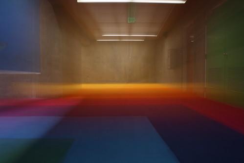 Bonneville Dam: Color Zoom