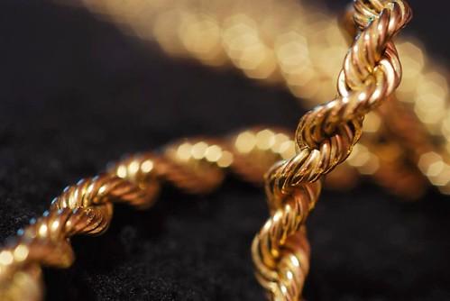 Chain Short Braid Detail