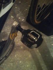 Biking pedals