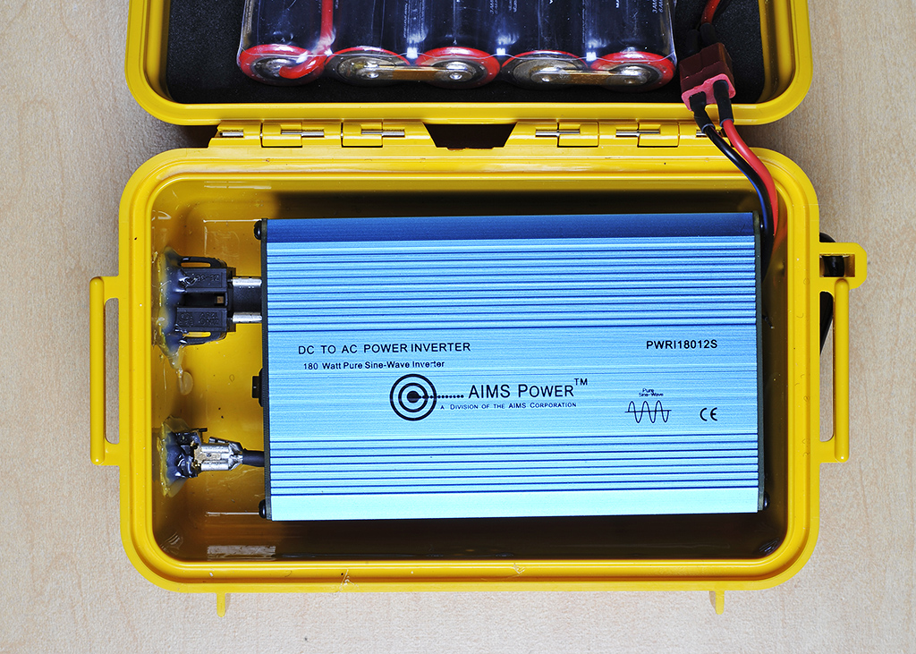 Honey, I shrunk the battery pack: A GREAT DIY     -- Flash