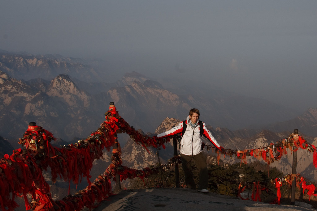 Me on Hua Shan