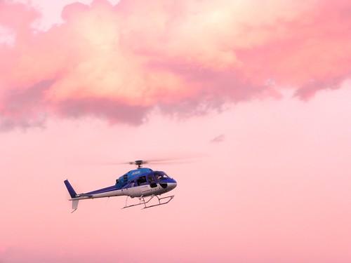 みなとみらい ヘリコプター