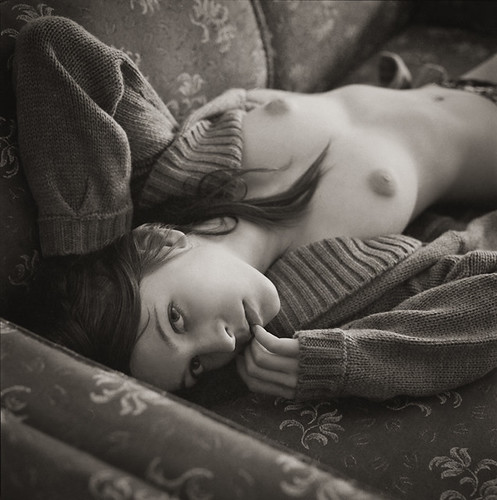nude photo - magnifique X by Jan Scholz