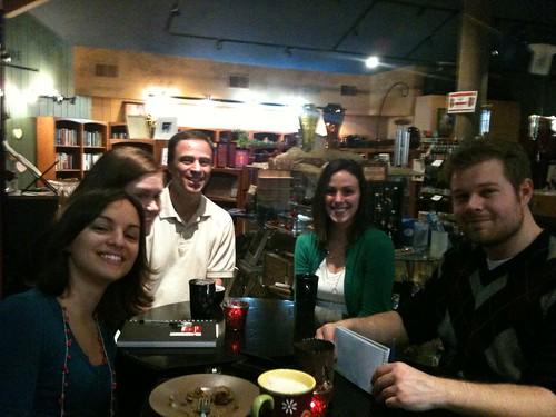 SeattlePI BigBlog meetup @ SoulFood