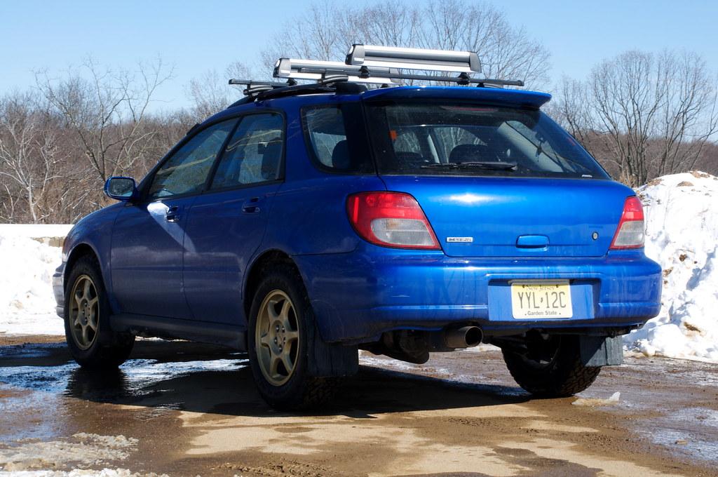 Subtle Sf Sg Sh 1 Quot Lift Kit Product Review Subaru