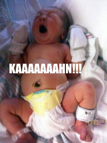 Baby remix:KAAAAAAAAHN!!!