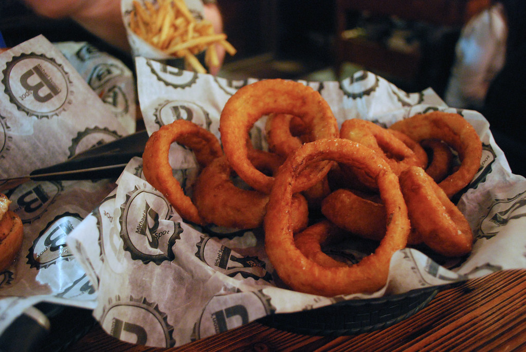 BSpot Onion Rings