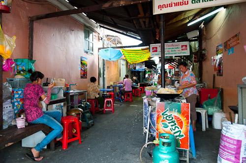 Soi  4 near Nang Loeng Market, Bangkok