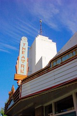 Ritz Theatre:  Mobile, Alabama (Onasill ~ Bill Badzo) Tags: usa house cinema sign movie marquee opera theater neon theatre interior alabama lobby ritz