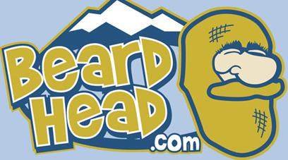 de website beardhead.com voor ludieke mutsen