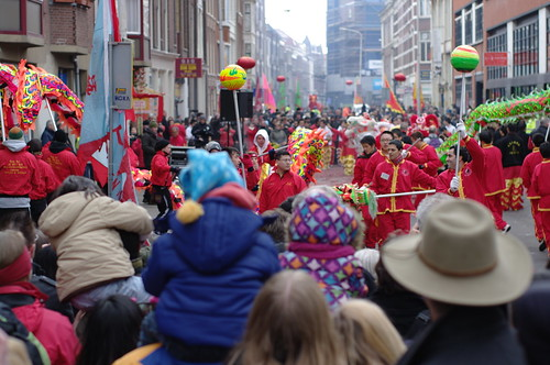 Chinese New Year in The Hague