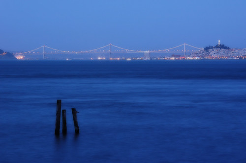 Bay Bridge by Damian Gadal