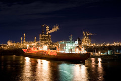 "Ship Portrait - ""Bow Fagus"" (OneEighteen) Tags: night port harbor marine ship houston nave maritime nautical schiff pilot channel 船 schip navire корабль houstonshipchannel σκάφοσ bowfagus"