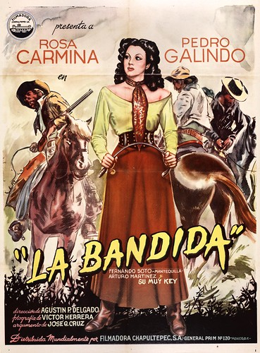 001- La bandida-Mexico-1948-© University of Florida Digital Collections