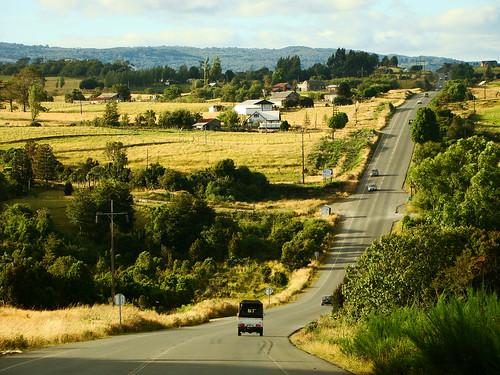 Isla Grande de Chiloé por Vicente ☼ Bishonen.