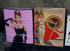 Audrey Hepburn V Britannia (BLTP Photo) Tags: breakfast cigarette smoking audrey hepburn holder beertasting britanniatiffanys