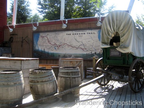 Day 3.3 End of Oregon Trail Interpretive Center - Oregon City 18